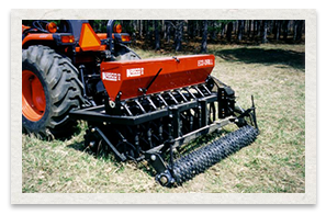 Kasco Seeder