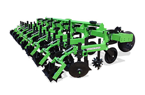 Bigham Ag Super Duty Strip Till Equipment