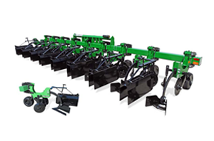 Bigham Ag Model 889 Cultivator Equipment