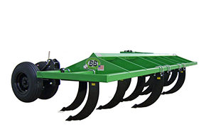 Bigham Ag Parabolic Ripper Equipment