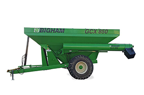 Bigham Ag Grain Cart Model GCX 850