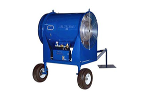 OPICO® | Blueline Peanut, Almond & Onion Crop Trailers Dryers