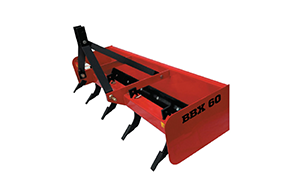 Bush Hog BBX Series Box Blades