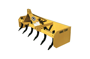 Bush Hog SBX Series Box Blades
