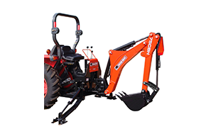 Bush Hog Backhoe CBH Series