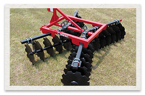 Bush Hog Lift disc Harrows 2D Series