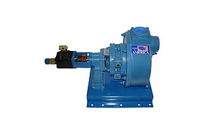 CDS John Blue Centrifugal Pumps to Hydraulic Motor