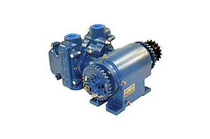 CDS John Blue Piston Pump Model NGP 8055 AR
