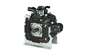 CDS John Blue Poly Diaphragm Pump Model DP 488 P