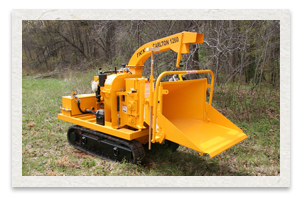 Carlton 1260 Series Wood Chipper