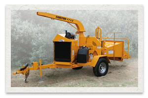 Carlton 1712 Series Wood Chipper
