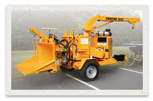 Carlton 2012/2512 Series Wood Chipper