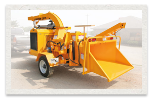 Carlton 2015 Apache Drum Chipper