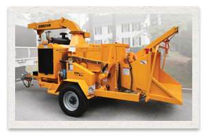 Carlton 2518 Apache Drum Chipper