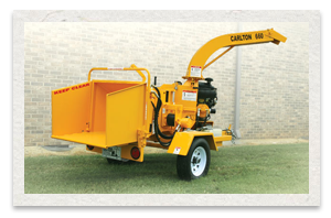 Carlton 660 Series Wood Chipper