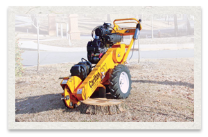 Carlton SP2000 Series Stump Cutter