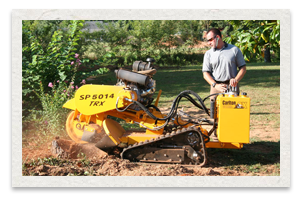Carlton SP5014 TRX Series Stump Cutter