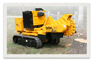 Carlton SP7015 TRX Series Stump Cutter