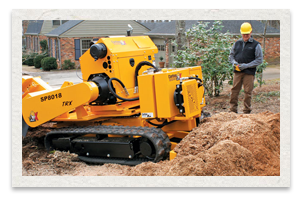 Carlton SP8018 TRX Series Stump Cutter