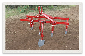 Convinton One Row Cultivator Model COV-55