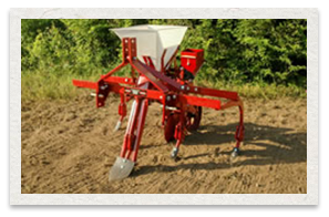 Covington One Row Planting Unit