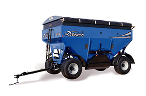 Demco 650 Gravity Flow Wagon