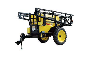 Demco 1050 Gallon Big Wheel Boom Sprayer