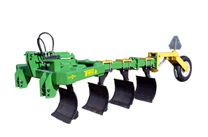 Harrell Ag 9400 In-Furrow Switch Plow
