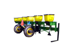 Harrell Ag Dry Fertilizer Row Crop Applicator