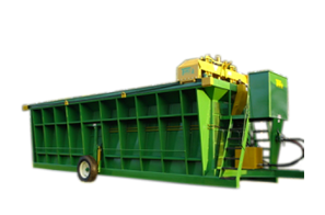 Harrell Ag Cotton Module Builder