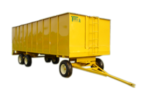 Harrell Ag Peanut Drying Wagon