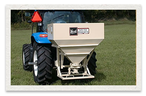 Kasco Herd Model 2440 Model Broadcast Seeder/Spreader