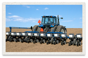 Kinze 3140 Series Mounted Planter