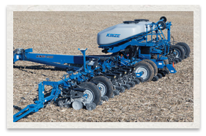 Kinze 4900 Series Front Fold Planter