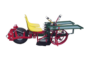 Mechanical Transplanter Pea Plot Planter Model 33 6000