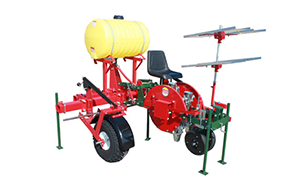 Mechanical Transplanter Plastic Mulch Transplanter Model 912