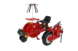 Mechanical Transplanter Plastic Mulch Model 948