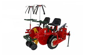 Mechanical Transplanter Plastic Mulch Model 948T