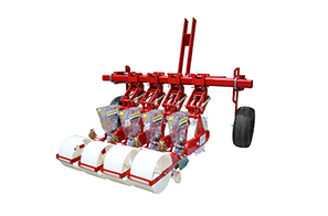 Mechanical Transplanter 3 Point Hitch Seeder Model JPH 4