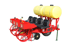 Mechanical Transplanter Bare Root Transplanter Model 1000 2
