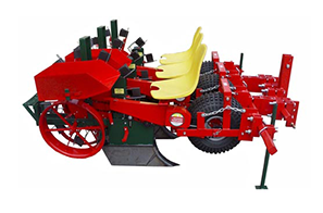 Mechanical Transplanter 2 Row 580 Bed Planter
