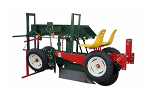 Mechanical Transplanter Nursery Tree Transplanter Model 2000