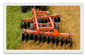Monroe Tufline 42 Series Offset Wheel Disc Harrow