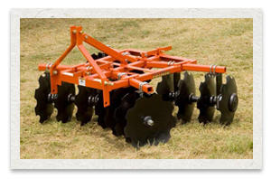 Monroe Tufline TGE Series Offset Wheel Disc Harrows