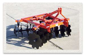 Monrow Tufline TME Series Offset WHeel Disc Harrows