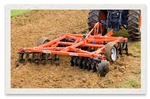 Monroe Tufline TW5 Series Offset Wheel Disc Harrow