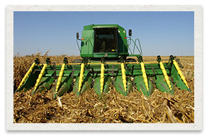 Roll-A-Cone Corn Lifter Attachment