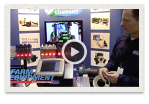 video of the CDS John Blue Liquid Blockage Monitor System being used in 2016